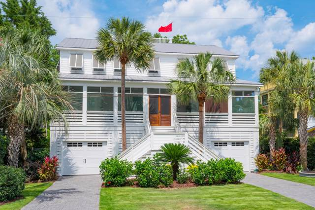 410 Patriot Street, Sullivans Island, SC 29482 (#19019900) :: The Cassina Group