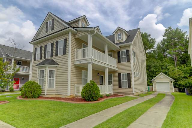 541 Delafield Drive, Summerville, SC 29483 (#19020556) :: The Cassina Group