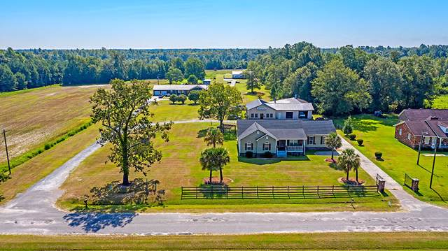 1206 Seaboard Rd, Saint Stephen, SC 29479 (#19023627) :: The Cassina Group