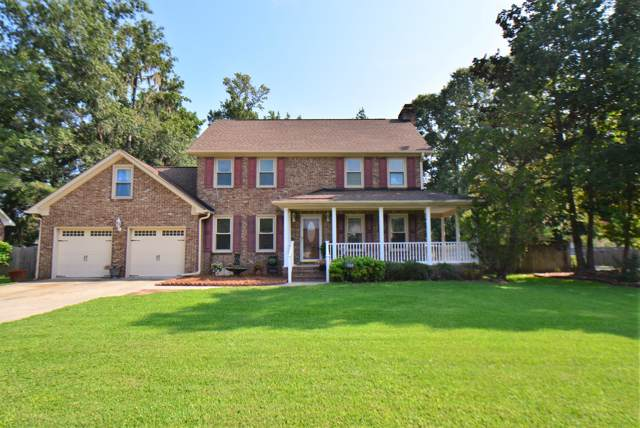 143 Palmetto Bluff Drive, North Charleston, SC 29418 (#19023640) :: The Cassina Group