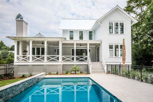 625 Royall Avenue, Mount Pleasant, SC 29464 (#19023652) :: The Cassina Group