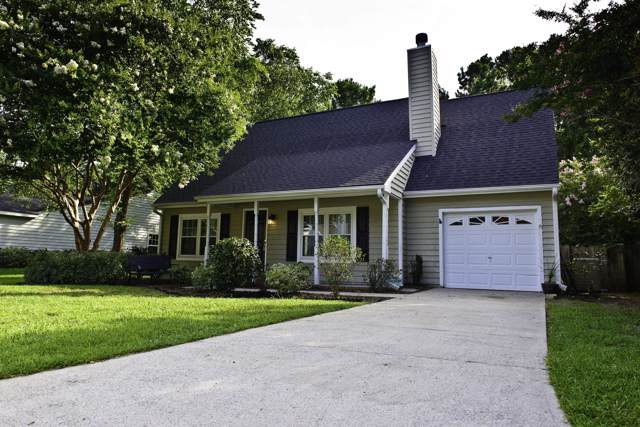 556 Castle Hall Road, Mount Pleasant, SC 29464 (#19024667) :: The Cassina Group