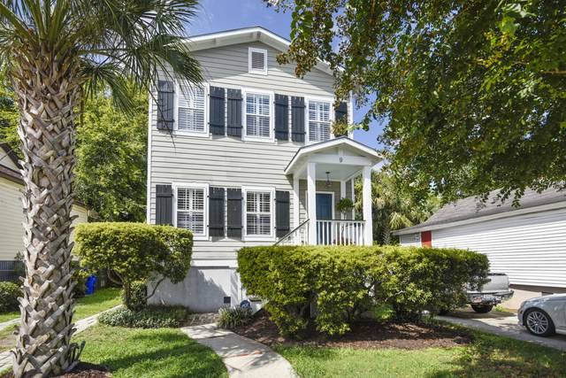 9 Larnes Street, Charleston, SC 29403 (#19025011) :: Realty One Group Coastal