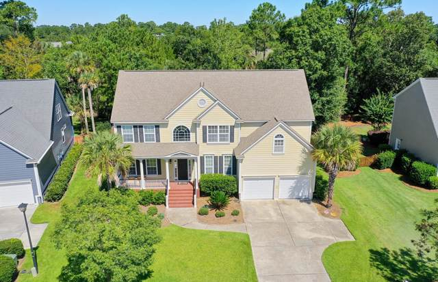 2113 Short Grass Court, Mount Pleasant, SC 29466 (#19025172) :: The Cassina Group