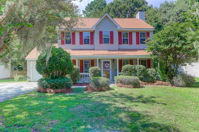 1327 Center Lake Drive, Mount Pleasant, SC 29464 (#19025210) :: The Cassina Group
