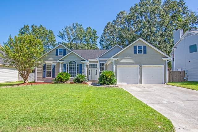 109 Carlyle Street, Goose Creek, SC 29445 (#19026476) :: The Cassina Group