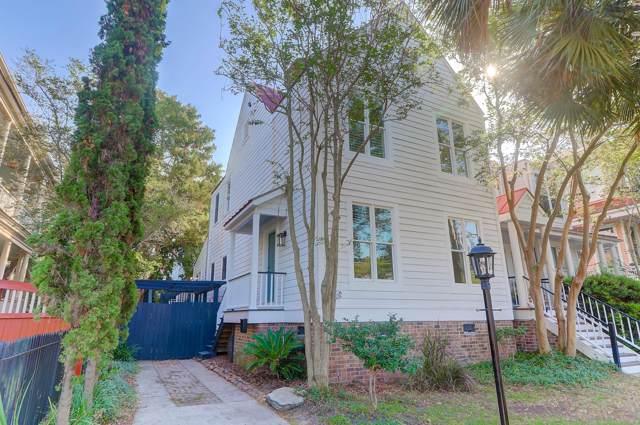 116 Rutledge Avenue A, Charleston, SC 29401 (#19027652) :: The Cassina Group