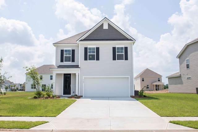 86 Sawmill Court, Mount Pleasant, SC 29429 (#19028837) :: The Cassina Group