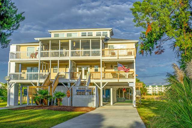 3611 Yacht Club Rd B, Edisto Beach, SC 29438 (#19029067) :: The Cassina Group