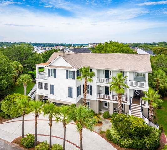 214 Haddrell Street, Mount Pleasant, SC 29464 (#19029435) :: The Cassina Group