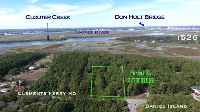 0 Clements Ferry Road, Wando, SC 29492 (#19029509) :: Realty ONE Group Coastal