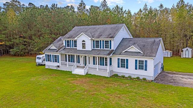 114 Spotted Horse Trail, Saint George, SC 29477 (#19030379) :: The Cassina Group
