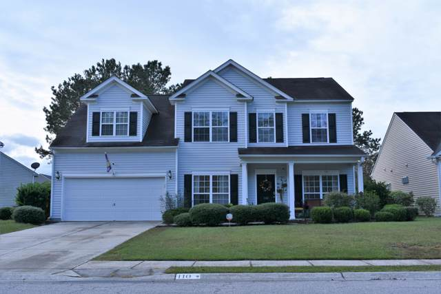 110 Towering Pine Drive, Ladson, SC 29456 (#19031056) :: The Cassina Group