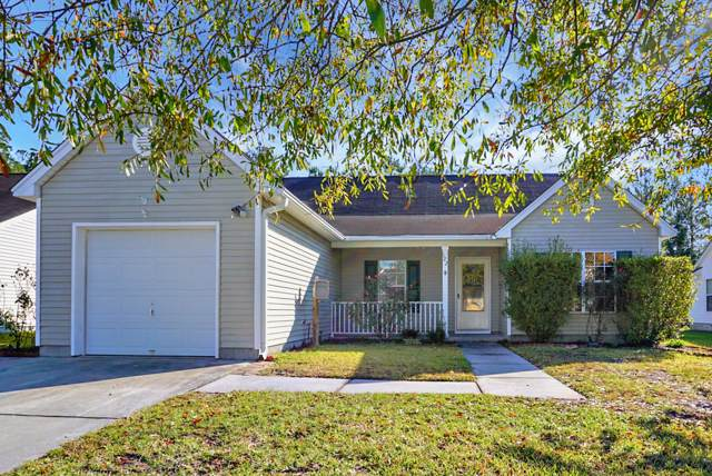 122 Dovetail Circle, Summerville, SC 29483 (#19032021) :: The Cassina Group