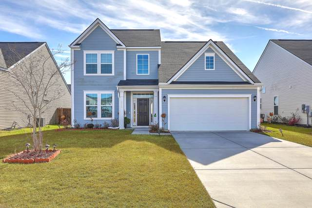 1311 Hermitage Lane, Ladson, SC 29456 (#19032090) :: The Cassina Group