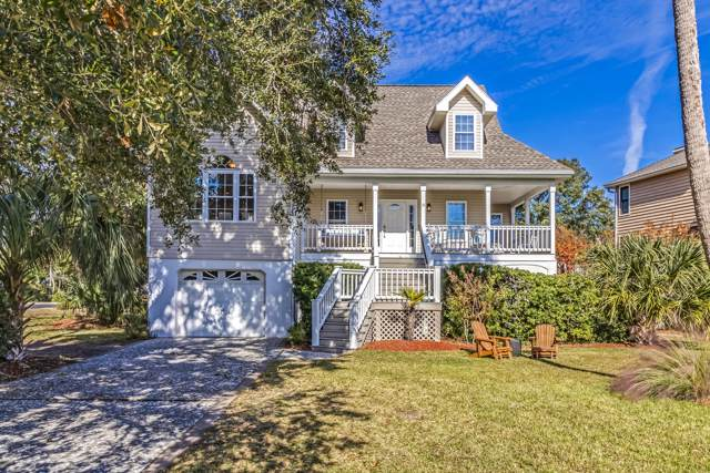 11 Allie Court, Isle Of Palms, SC 29451 (#19032429) :: The Cassina Group