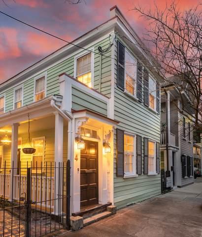 4 Trumbo Street, Charleston, SC 29401 (#19033146) :: The Cassina Group