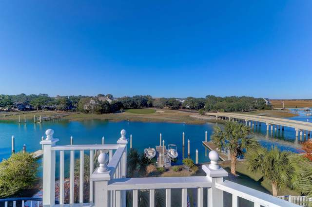 18 Morgan Place Drive, Isle Of Palms, SC 29451 (#19033339) :: The Cassina Group