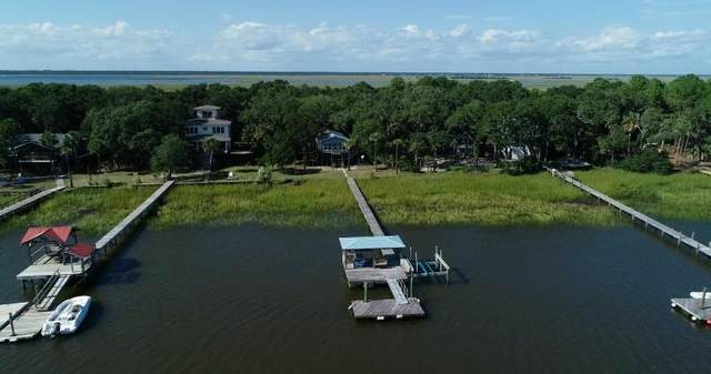 3425 Buccaneer Road, Isle Of Palms, SC 29451 (#19034157) :: The Cassina Group