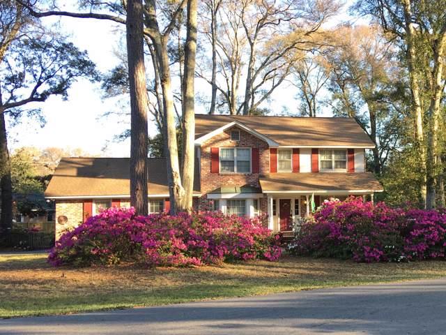698 Beauregard Street, Charleston, SC 29412 (#20000155) :: The Cassina Group