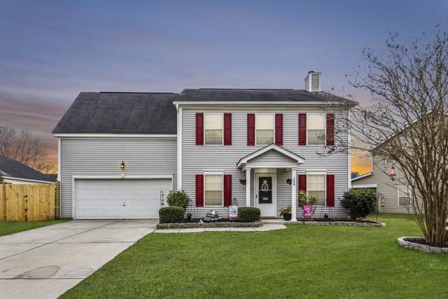 208 Waterford Lane, Summerville, SC 29483 (#20000228) :: The Cassina Group