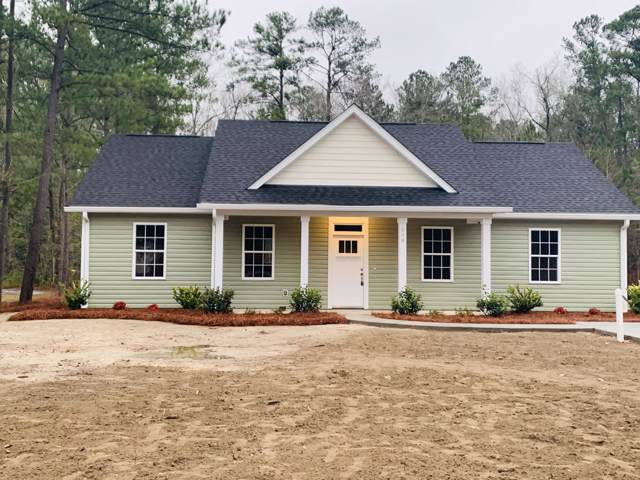 598 Hiers Corner Road, Walterboro, SC 29488 (#20000768) :: The Cassina Group