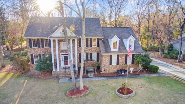 123 Huckleberry Lane, Summerville, SC 29485 (#20000932) :: The Cassina Group
