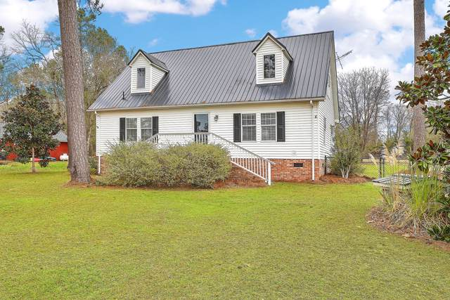 1517 Lesesne Drive, Manning, SC 29102 (#20001283) :: The Cassina Group