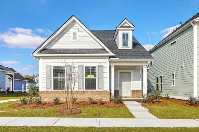 607 Mountaineer Landing Drive, Charleston, SC 29492 (#20001381) :: The Cassina Group