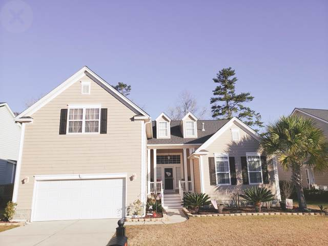 5004 Robeson Place, Summerville, SC 29485 (#20001810) :: The Cassina Group
