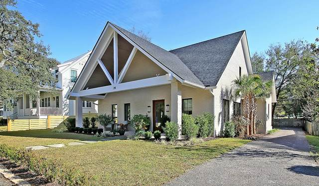 211 Freeman Street, Mount Pleasant, SC 29464 (#20002186) :: The Cassina Group