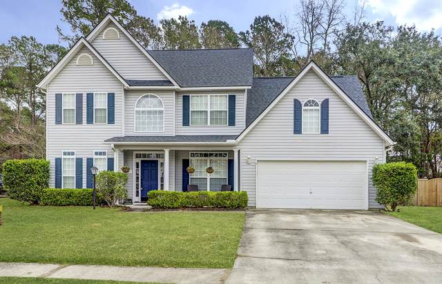 8217 Governors Walk, North Charleston, SC 29418 (#20003643) :: Realty One Group Coastal