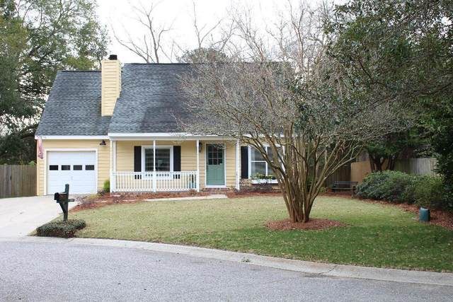 1307 Shire Road, Mount Pleasant, SC 29464 (#20004525) :: Realty One Group Coastal