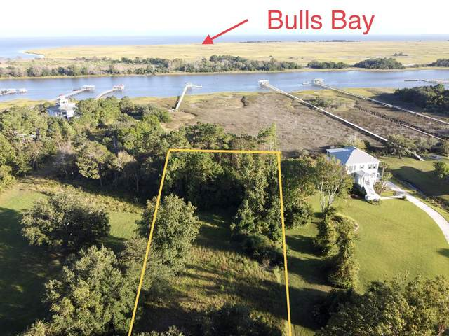 Lot 8 Pelican Bay Drive, Awendaw, SC 29429 (#20005480) :: Realty ONE Group Coastal