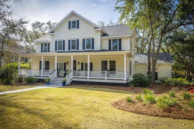 337 Sugar Cane Way, Mount Pleasant, SC 29464 (#20006116) :: The Cassina Group