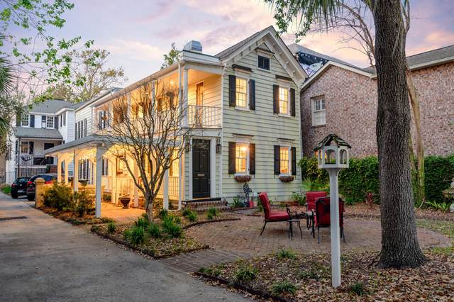 178 Queen Street A, Charleston, SC 29401 (#20006388) :: The Cassina Group