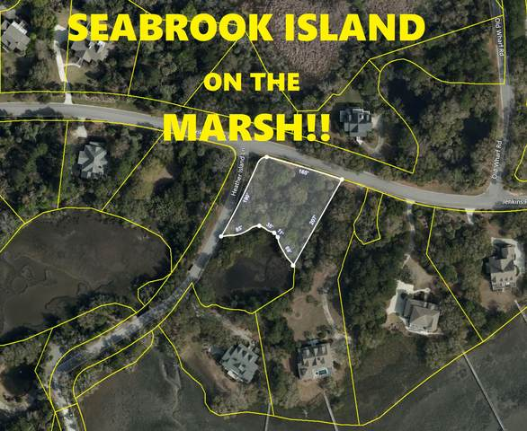 2617 Jenkins Point Road, Seabrook Island, SC 29455 (#20006559) :: The Cassina Group