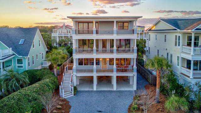 915 Ocean Boulevard, Isle Of Palms, SC 29451 (#20006604) :: The Cassina Group