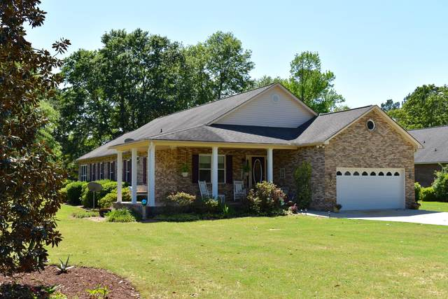 314 Lake Arbu Drive, Manning, SC 29102 (#20006639) :: The Cassina Group