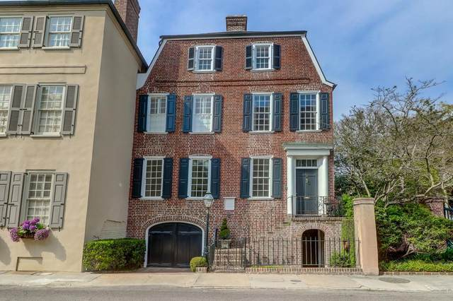 72 Tradd Street, Charleston, SC 29401 (#20007250) :: Realty One Group Coastal