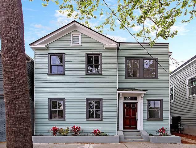 216 President Street, Charleston, SC 29403 (#20007604) :: Realty One Group Coastal