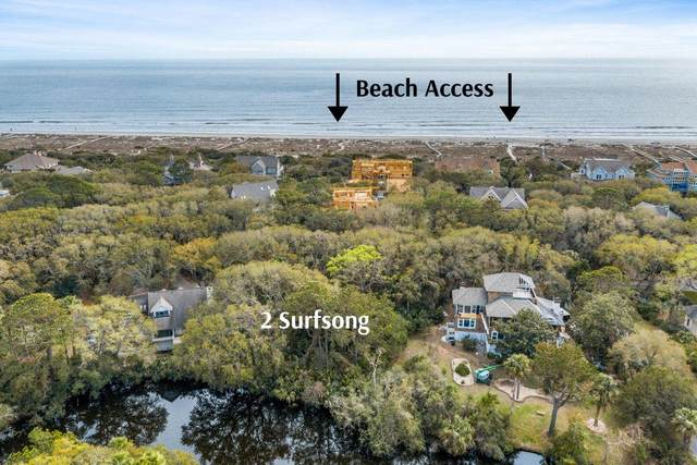 2 Surfsong Road, Kiawah Island, SC 29455 (#20007691) :: The Cassina Group