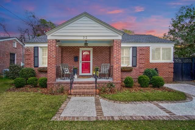 32 Lyttleton Avenue, Charleston, SC 29407 (#20007694) :: Realty One Group Coastal