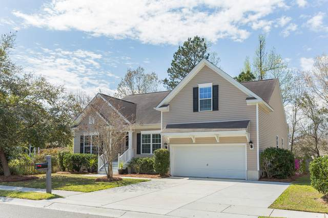 2101 Summerwood Drive, Mount Pleasant, SC 29466 (#20007934) :: The Cassina Group
