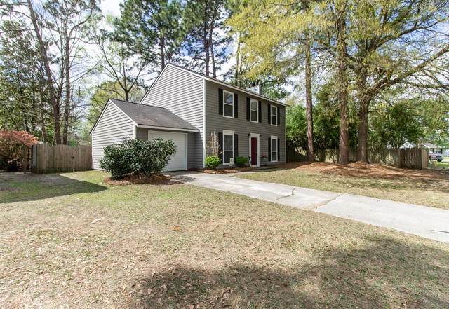 104 Traders Station Road, Summerville, SC 29486 (#20008148) :: The Cassina Group
