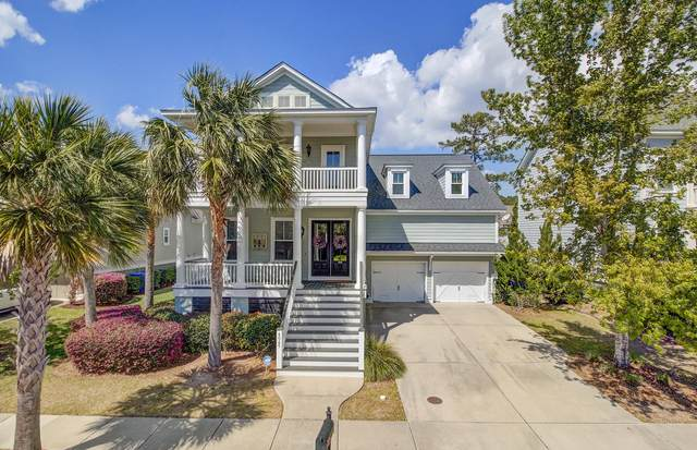 4069 Blackmoor Street, Mount Pleasant, SC 29466 (#20008433) :: The Cassina Group