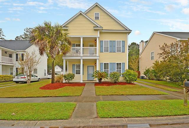 584 Delafield Drive, Summerville, SC 29483 (#20008571) :: The Cassina Group