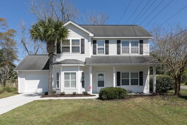 1246 Secessionville Road, Charleston, SC 29412 (#20009002) :: The Cassina Group