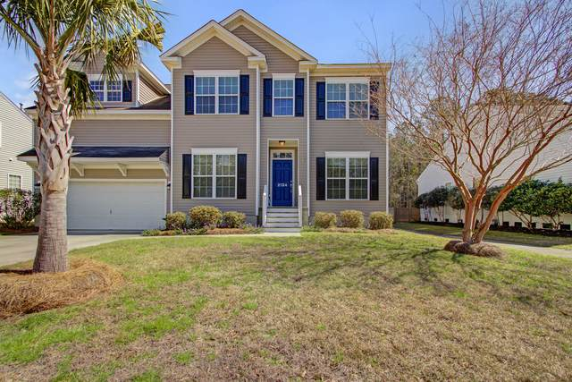 2124 Summerwood Drive, Mount Pleasant, SC 29466 (#20009083) :: Realty One Group Coastal