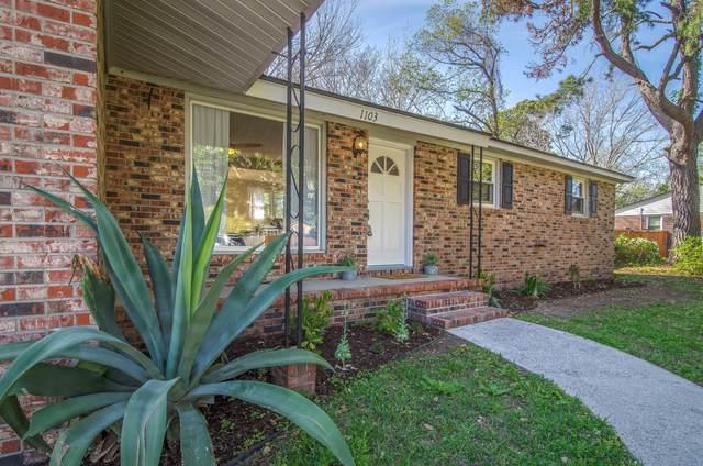 1103 Windward Road, Charleston, SC 29412 (#20009123) :: The Cassina Group